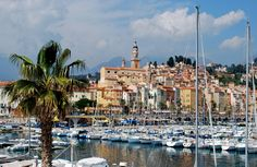 Travel with Me: Menton-France | Fascinating Colours of a Unique Me...