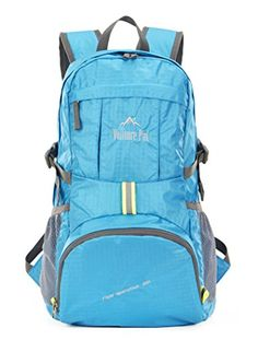 Venture Pal Lightweight Packable Durable Travel Hiking Backpack Daypack 1ba75295cfc98