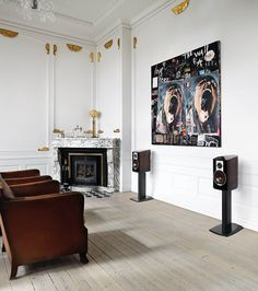If you dream of fantastic sound experiences the EPICON 2 is the perfect escape. Don't be fooled by the size of the speaker – the most diminutive in the EPICON family.