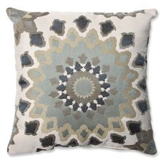 Pillow Perfect Marais Throw Pillow | from hayneedle.com