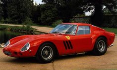 Sex on wheels! Ferrari 250 GTO