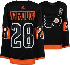 050c70bd9 Autographed Claude Giroux Flyers Jersey Fanatics Authentic COA Item 9143629