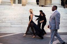 Epifania Urbana - Fashion Style: DE NEGRO... y en Verano