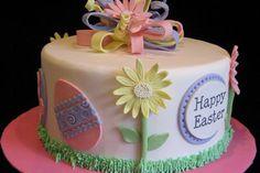 Easter Mini Cakes  Decoration Ideas