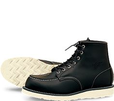 Red Wing Heritage - Style No. 8130  6-Inch Moc