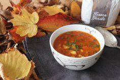 Gemüsesuppe mit Linsen und Gerste Ayurveda, Food Inspiration, Ethnic Recipes, Kitchen, Inspired, Lenses, Easy Meals, Chef Recipes, Cooking