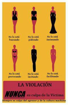 La cultura MACHISTA, telón de fondo en las violaciones contra MUJERES #SomosIguales