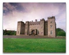 Slane castle, Dublin, Ireland  I've entered the contest.  Wish me luck!