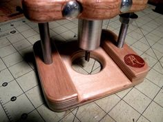 Precision Inlay Router