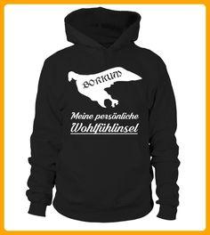 Wohlfhlinsel Borkum - Shirts für zelter (*Partner-Link)