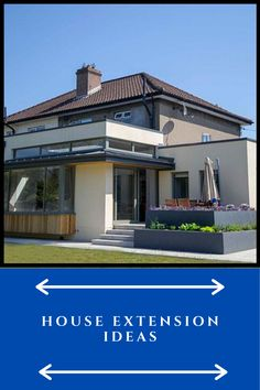 Homeowners abide by the guidance provided by the house extension architects to beautify by adding and changing their prevailing homes for accommodating more space, greater facilities, and utilities. House Extensions, Architects, Homes, Space, Awesome, Outdoor Decor, Modern, Blog, Home Decor