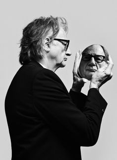 Portrait of Paul Smith, Photography by Neil Bedford.