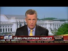 ▶ Israeli-Palestinian Conflict Analyzed by Brit Hume on 'Special Report' - YouTube