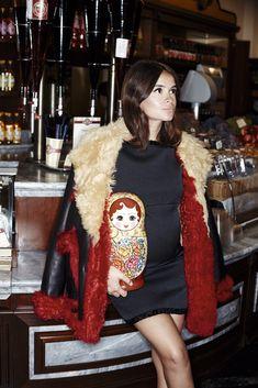 Miroslava Duma, el activo más importante de la moda rusa                                                                                                                                                                                 Más