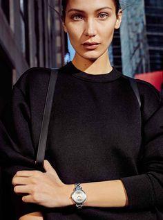 Bella Hadid DKNY ss 2017, Белла Хадид в рекламной кампании DKNY
