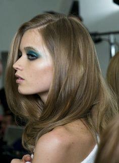 Hair Colour - Dark Ash Blonde