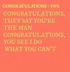 Congratulations-SWS feat. Matty Mullins
