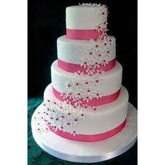 Pink Daisy Cake Decoration : Cake Decorating, and wedding ideas on Pinterest Baby ...
