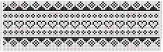 Babsy design YNKA ( you`ll never knit alone ): GRATIS luemønster