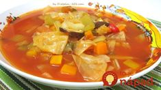 What is Cabbage Soup Diet? Cabbage soup diet is a fad diet which is based on a so-called fat-burning cabbage soup, as well as a very strict diet plan. The cabbage soup is said to have&nb… 7 Day Cabbage Soup Diet, Cabbage Soup Recipes, Diet Soup Recipes, Good Healthy Snacks, Healthy Recipes, Healthy Eating, Stay Healthy, Original Cabbage Soup Recipe, General Motors Diet