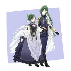 埋め込み Anime Couples Manga, Cute Anime Couples, Touken Ranbu, Me Me Me Anime, Anime Love, All Avengers, Character Art, Character Design, Nikkari Aoe