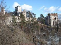 Zamek Tenczyn.  http://www.malopolska24.pl/index.php/2014/03/zamek-tenczyn-uratowany/