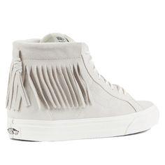 Vans Classics Sk8-Hi Moc Womens Shoes