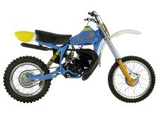 Bultaco pursang MK15 370cc.