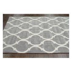 Keno Trellis ACR188 Slate Rug | Contemporary Rugs