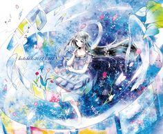 """""""Imaginary World"""" original illustration by kotokoto"""