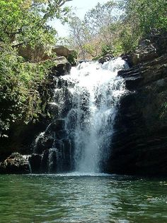 Cachoeira Santa Maria, Pirenópolis, Goiás