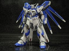 METAL ROBOT魂 Hi Nu Gundam: New Photoreview No.40 Images, Info