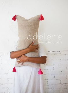 Adelene Simple Cloth Lookbook Vol. 1 Spring 2014