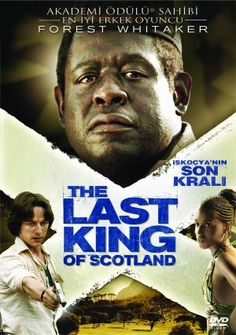 """""""The Last King of Scotland"""", biographical drama film by Kevin MacDonald (UK, 2006)"""