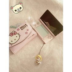 """☆ミ #sailormoon #twinkledolly #nintendo #3ds #pink #hellokitty #moonie #photooftheday #korilakkuma #pinkeverything"""