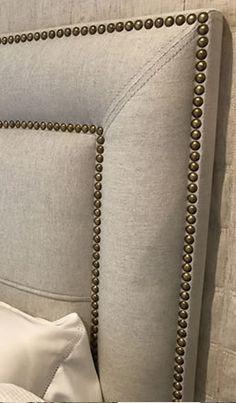 Luxury Bedroom Design, Bedroom Bed Design, Bedroom Furniture Design, Home Decor Bedroom, Bed Headboard Design, Headboards For Beds, Bed Back Design, Diy Home Furniture, Luxurious Bedrooms
