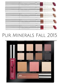 Pur Minerals Fall 2015 Love Your Selfie