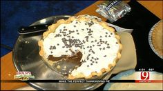 Walker Family Chocolate Pie - News9.com - Oklahoma City, OK - News, Weather, Video and Sports |