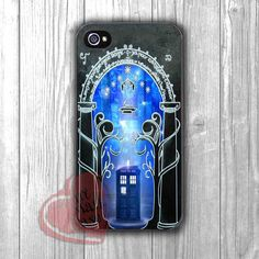 Tardis Moria Gate - zzA for iPhone 4/4S/5/5S/5C/6/ 6+,samsung S3/S4/S5,samsung note 3/4