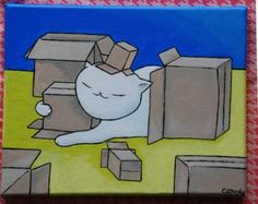 Boxes by Cassie Graus
