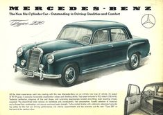 1954 Mercedes-Benz