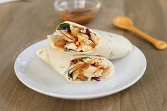 Wraps, rolls and sandwiches on Pinterest | Breakfast Tacos, Tacos and ...