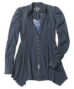 LA032 - Edgy Jersey Shirt - Edgy Jersey Shirt, Bargains Shirts Ladies, Bargains Womens, Clothing, Accessories, Joe Browns