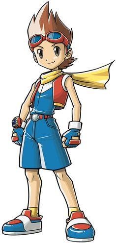 Ben (Ranger) - Bulbapedia, the community-driven Pokémon encyclopedia Pokemon Live, Pokemon Ash And Serena, Pokemon Official, Green Ranger, Male Eyes, Team Rocket, Weird Creatures, Brown Hair Colors, Cute Art