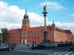 Giovanni Trevano - Zamek Królewski w Warszawie