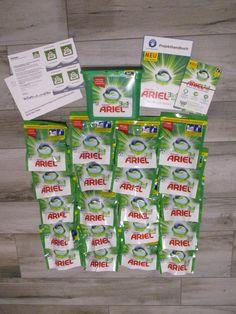 For Me Online Produkttest  Ariel 3in1 Pods - das erste drei-Kammern-Waschmittel  #ariel #produkttest #forme
