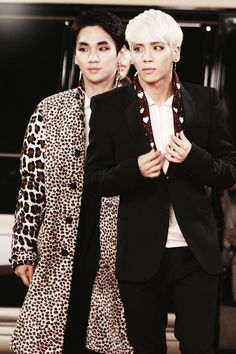Key and Jonghyun