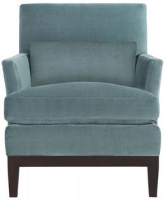 Cumberland Chair | Bernhardt N2722 W 30 D 35.5 H 35 SH 18.5 AH 24.5 SD 20 BA 21.75 #Tapered Leg $1457.50 Leather $2292.50