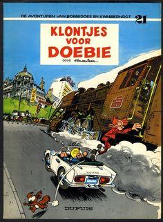 0817 Robbedoes en Kwabbernoot 21