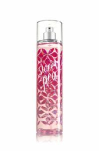 Sweet Pea Fine Fragrance Mist - Signature Collection - Bath & Body Works - Different and Beautiful Ideas Bath Body Works, Bath And Body Works Perfume, Bath N Body, Bath And Bodyworks, Solid Perfume, Mist Spray, Fragrance Mist, Perfume Fragrance, Body Mist